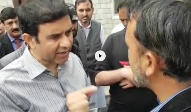 Kashmir: G-B chief secretary snubs man demanding health facilities, video goes viral