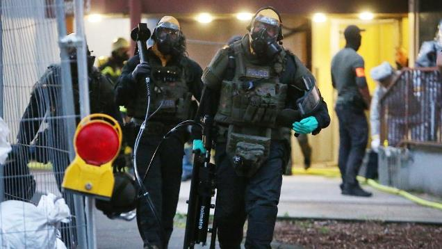 Germany thwart Islamic extremist plot to launch an attack with the deadly toxin ricin: Authorities