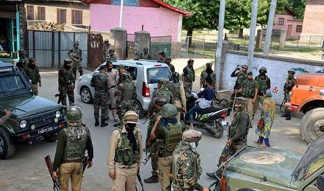 4 grenade attacks rattle Kashmir