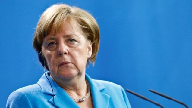 Merkel expects steady increases in German military spending
