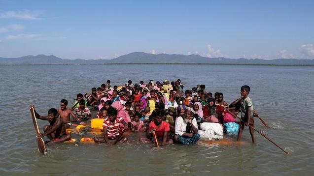 Myanmar says willing to take back all Rohingya refugees