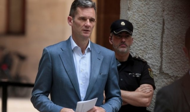 Spain king's brother-in-law gets 5 years for graft