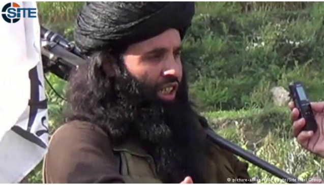 TTP names new leader after Fazlullah's killing in missile strike