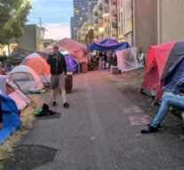Protesters 'occupy ICE' over US immigration policy