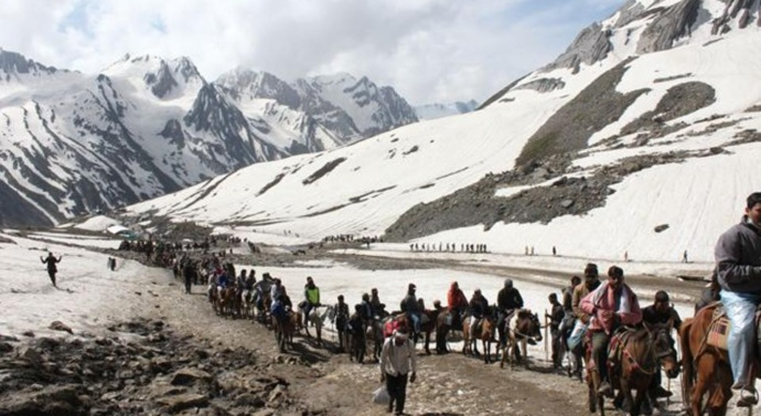 You don't need any security as you are our guests': Hizbul welcomes Amarnath pilgrims
