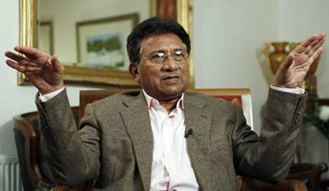 Pervez Musharraf's National Identity Card, Passport Suspended