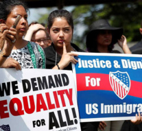 Trump promises order to end family separations