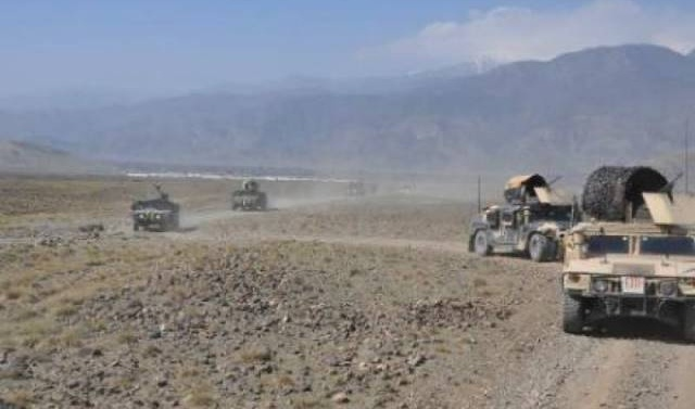 Heavy clashes take a toll on govt forces and Taliban