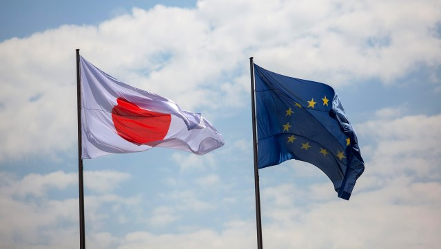 EU, Japan sign major trade deal in 'message against protectionism'