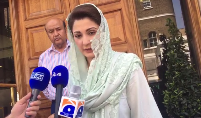 Pakistan: Ousted PM, daughter will return to Pakistan within 10 days to appeal