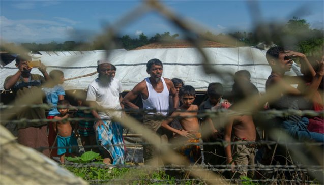 Rohingya want to return to Myanmar as citizens: UN