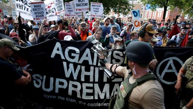 'Unite the Right 2018': Far right, anti-racists to descend on DC
