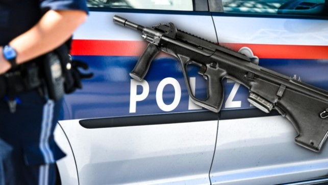 Austria: Anti terror weapons; 700 new assault rifles for police patrols