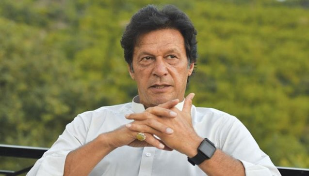 Kashmir: Imran strongly condemns torching of schools in Diamir
