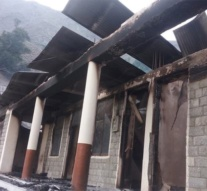 Kashmir: Nine 'militants' arrested for burning down Diamer schools