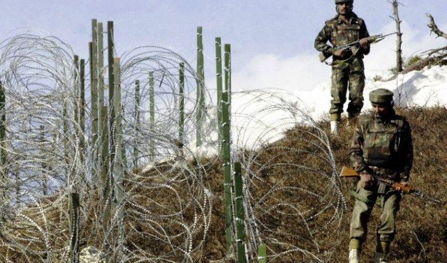 Indian, Pakistani troops trade fire on LoC in Jammu and Kashmir