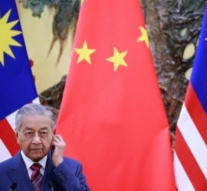 Burdened with debt, Malaysia cancels China-backed projects for now