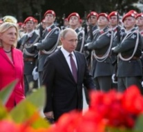 Putin to be surprise guest at Austria minister's wedding