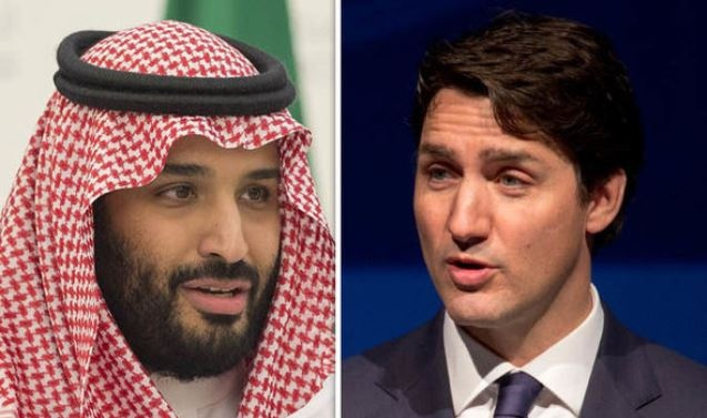 Saudi Arabia halts all medical treatment for citizens in Canada