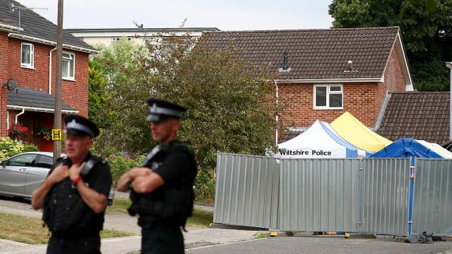 UK pleased, Russia angry at US sanctions over Skripal case