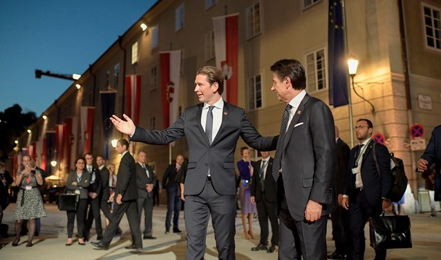 Austria: EU leaders meet in Salzburg to tackle the migration crisis