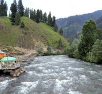 Kashmir: AJK Hydropower project cuts Muzaffarabad water