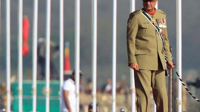 Pakistan's army chief visits Beijing after 'Silk Road' tension