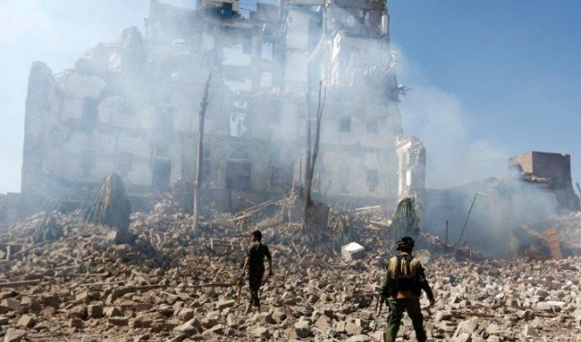 Saudi trying to quash Yemen war crimes probe: HRW