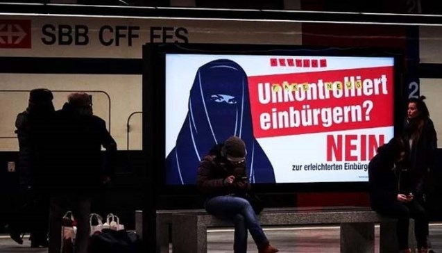 Regional 'burqa ban' up for vote in Switzerland