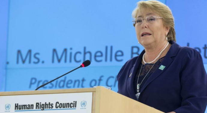 New UN human rights chief has survived torture herself