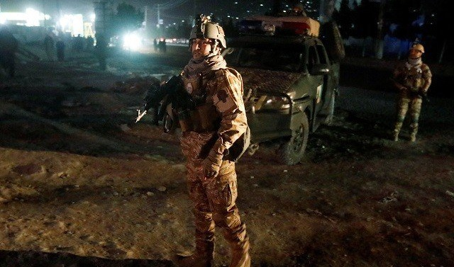 Six children among 11 killed in blast in Afghanistan on second day of polling