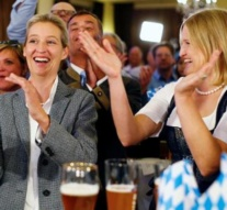 Merkel's Bavarian allies suffer historic setback in election- exit poll
