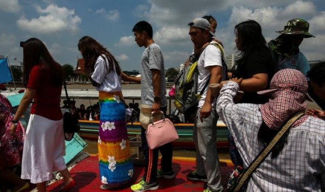 'Dark-skinned people face immigrant crackdown in Thailand