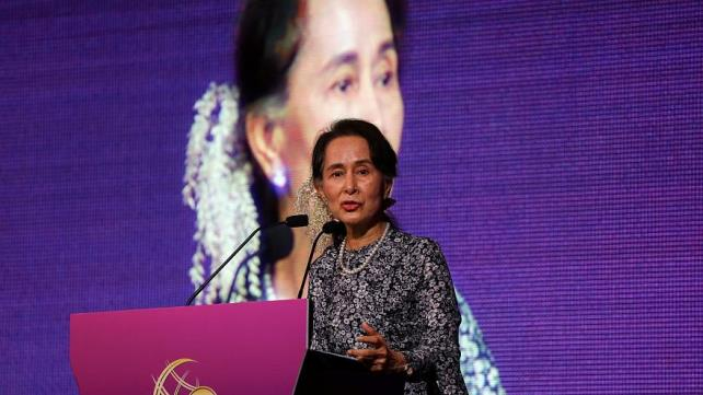 'You no longer represent symbol of hope,' Amnesty International strips Aung San Suu Kyi of highest honour