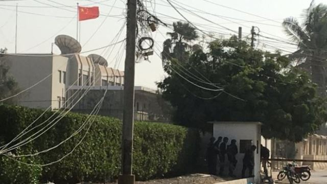 Pakistan: Two dead in attack on Chinese consulate in Karachi