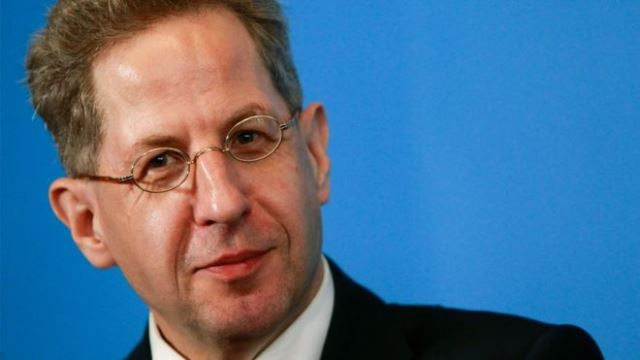 Former German spy chief sacked again