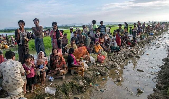 China offers Myanmar support over Rohingya issue after US rebuke