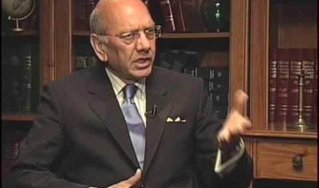 Kashmir: Veteran Pakistan-administered-Kashmir politician Sardar Khalid Ibrahim passes away