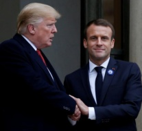 Macron says France is U.S. ally, not a vassal state