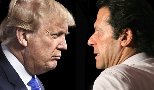 Donald Trump and Imran Khan troll each other amid further decline in US-Pak ties