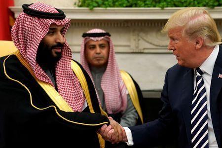 Trump: US will stand by Saudis, even though prince may have had knowledge of Khashoggi's murder