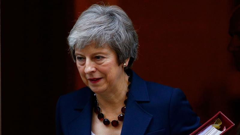 Theresa May fights for survival amid Brexit deal crisis
