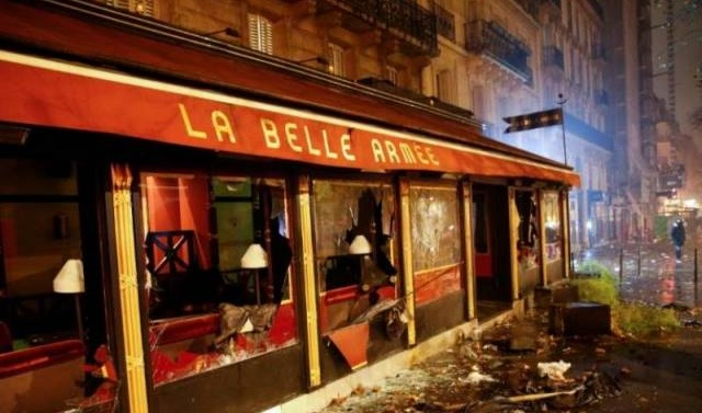 France: Grim holiday tidings as Paris businesses count cost of riots