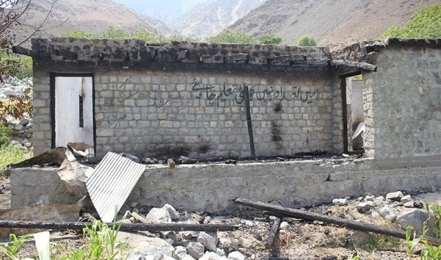 Kashmir: Jirga to hold talks with miscreants who burned down Diamer schools