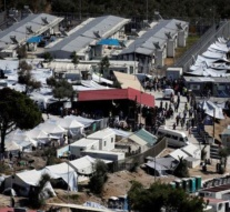 Rights groups slam Greece over migrant camps