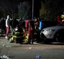 'Pepper spray use' causes stampede in Italy nightclub, six killed