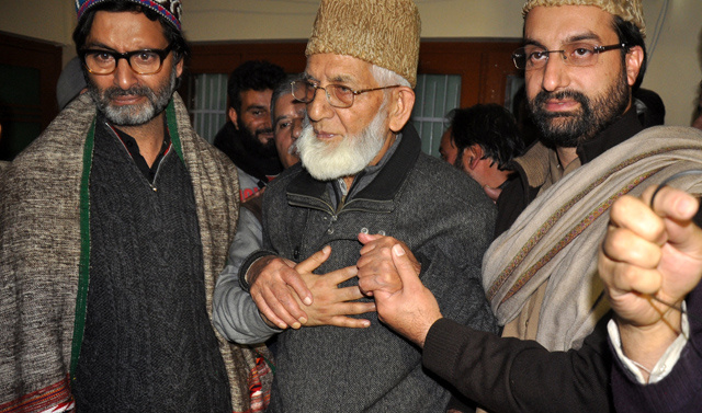 Kashmir: Pulwama killings: JRL calls for three-day shutdown, 'Badam Bagh chalo' on Monday