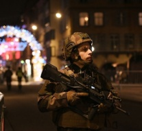 Manhunt after fatal shooting at French Christmas market