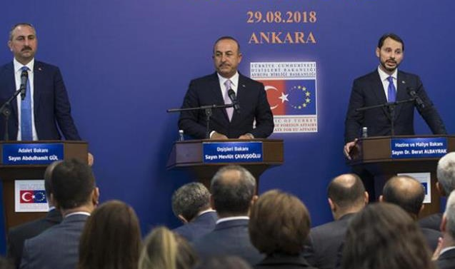 Turkey-EU reform group to focus on 'justice reform'