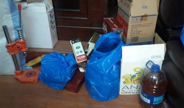 Pakistan: Two Chinese nationals arrested in raid at illegal alcohol factory